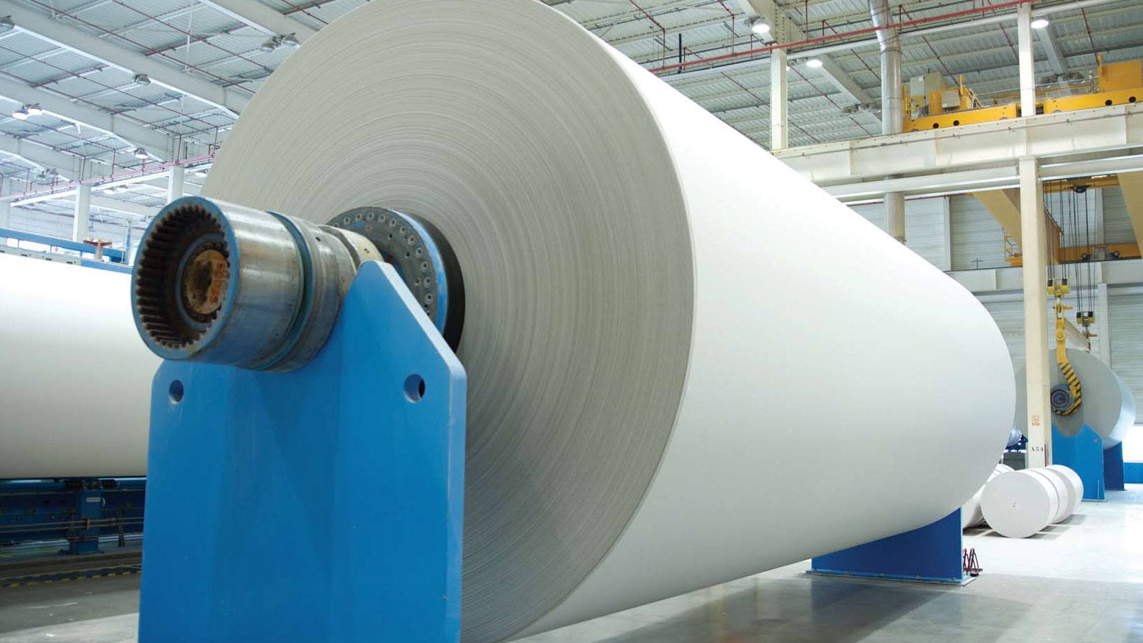 Fabricación de pasta de papel