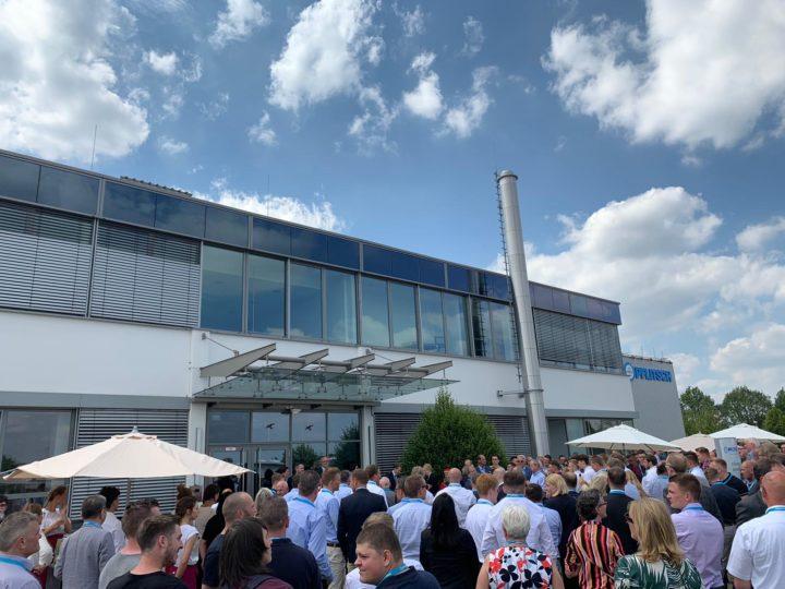 Nuevo edificio de Pflitsch