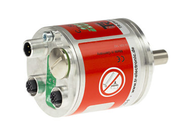 Encoders rotativos salida axial C__582  de TR-Electronic España
