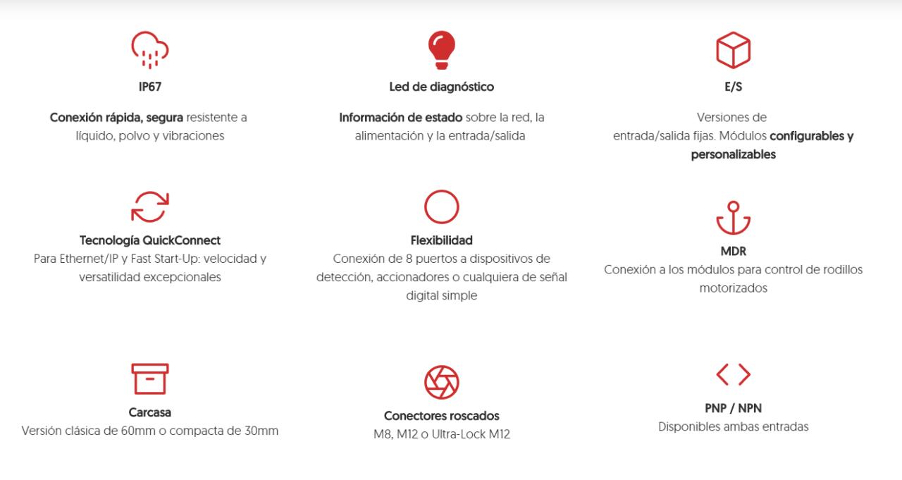 Características de las cajas activas de Molex España