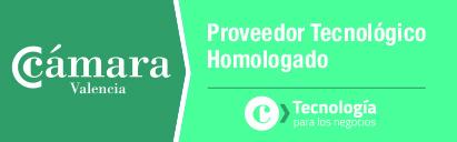 Intertronic, proveedor tecnológico homologado por la Cámara de Comercio de Valencia