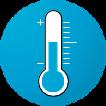 Sensor Ultrasonidos di-soric  compensación de temperatura